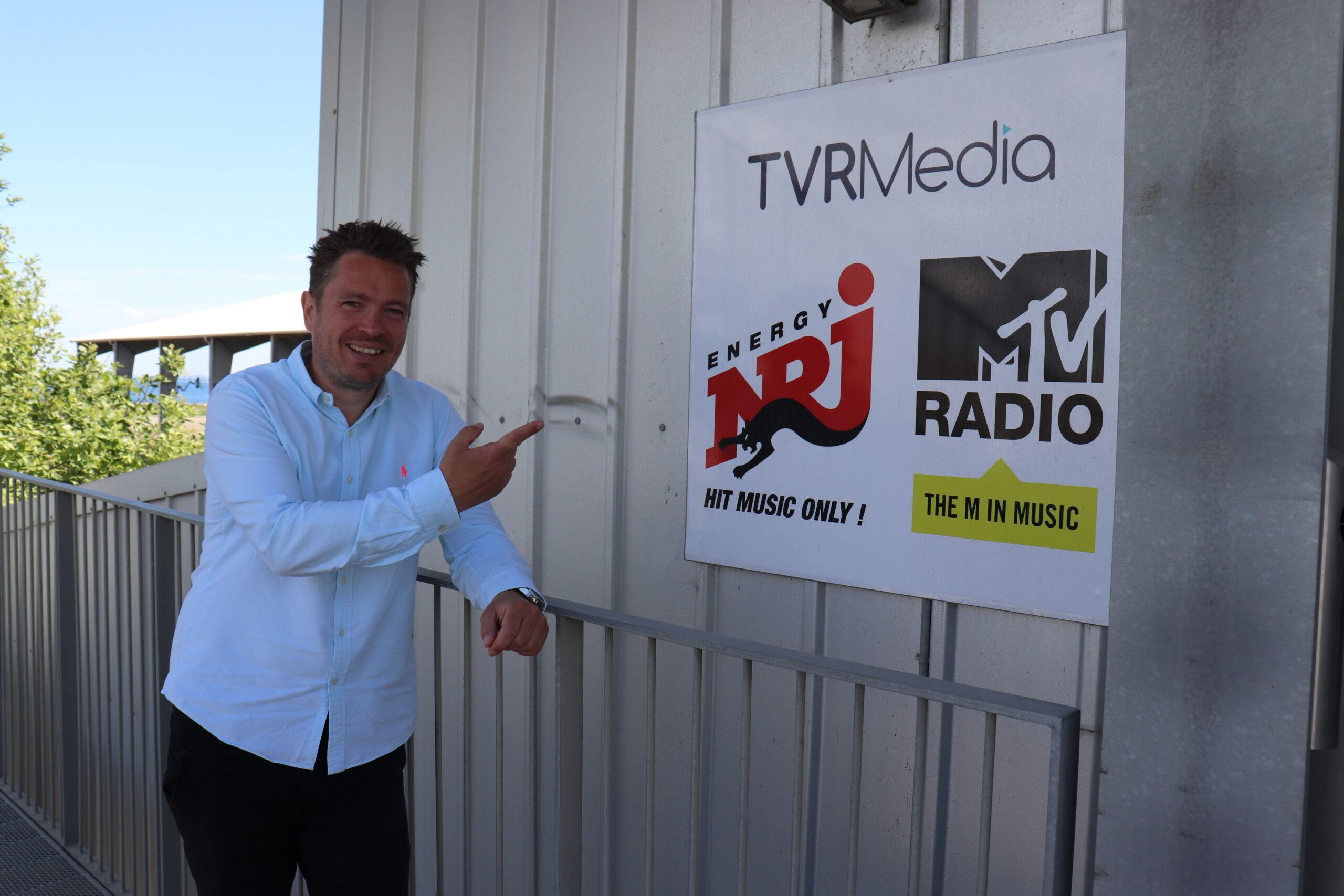 NRJ og MTV Radio venter på Danmark