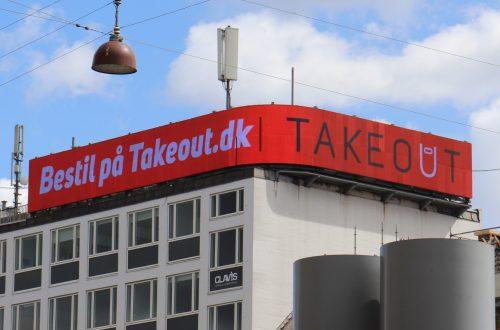billboard nørreport